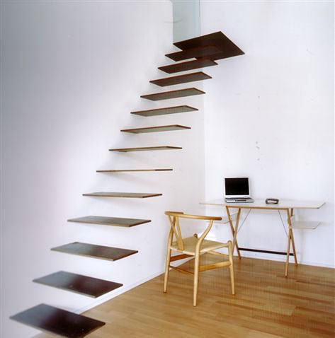 На картинку лестницы для увеличения