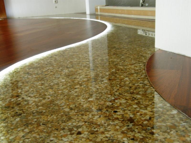 5 for Design personalizzato del pavimento