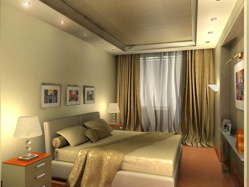 Стены спальни дизайн