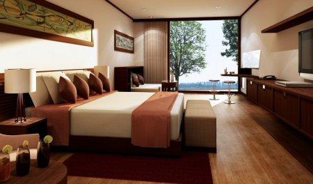 Интерьеры спален маленьких комнат