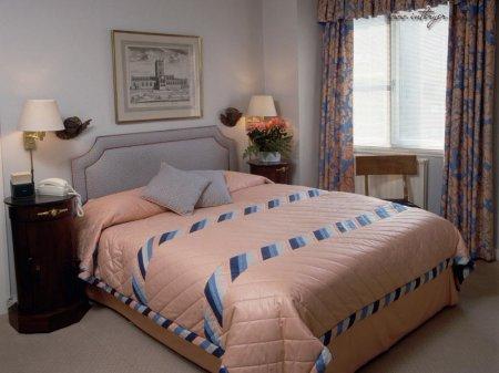 Дизайн и интерьер маленькой спальни