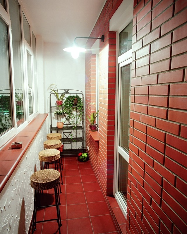 Балкон – уютный уголок вашей квартиры