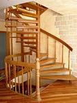 Винтовые лестницы. Типы и конструкция, достоинства и недостатки