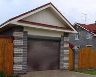 Как двери в гараж сделать?