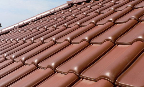 Черепица крыша