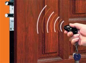 Электронные дверные замки и их преимущества