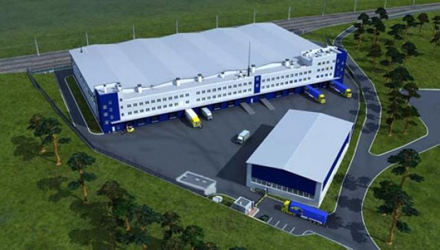 Строительство склада для Бытовой техники