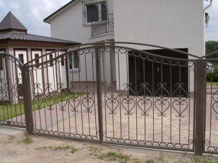 Качественные строительные металлоконструкции и кованые ворота