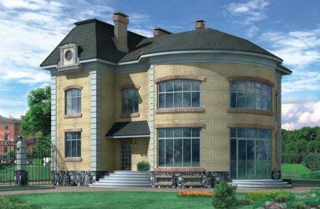 Качество и эстетика кирпичных домов