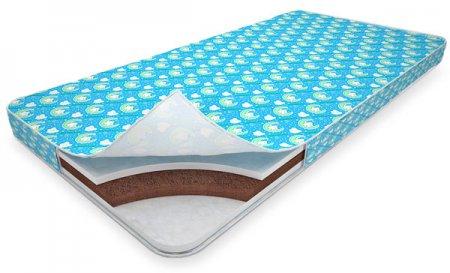 Выбираем ортопедический матрас в детскую кроватку