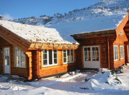 Внешний вид и технология строительства норвежского дома