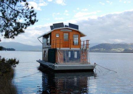 Плавучий дом. Его особенности