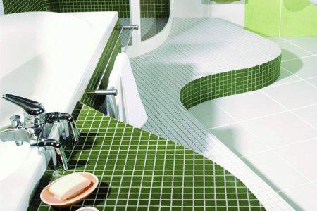 Мозаика – современный вид декоративной отделки стен