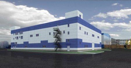 Современное строительство складских помещений