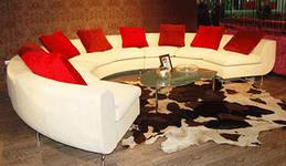 Мягкая мебель для маленькой гостинной