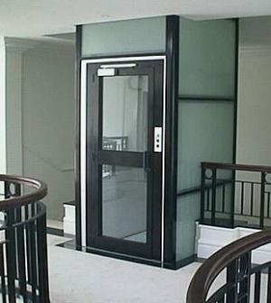Лифт в загородном доме
