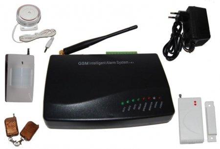 GSM сигнализация – надежная и недорогая защита