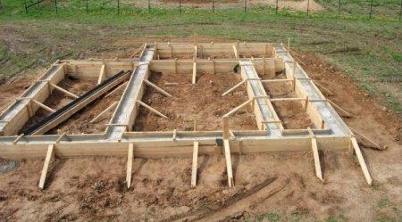 Подготовка к строительству бани из бруса