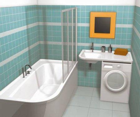 Планировка ванных комнат и санузлов в частном доме