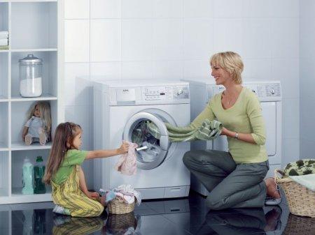 Где лучше расположить стиральную машину-автомат