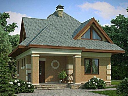 Строительство дома из газобетона