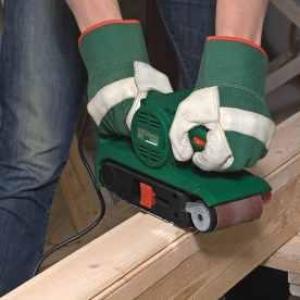 Бытовая шлифовальная машинка для ремонта