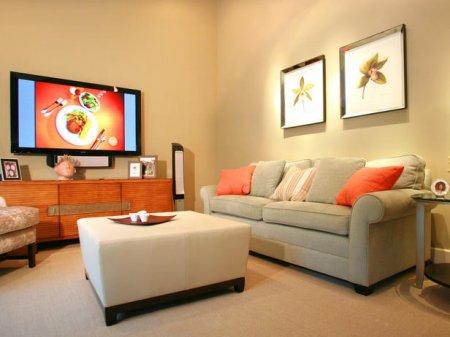 Как подобрать цветовую гамму дивана и кресел для гостиной?