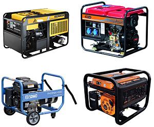Какой электрогенератор выбрать для дачи: бензиновый или дизельный?