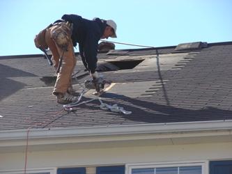 Крыша из оцинкованной жести замена
