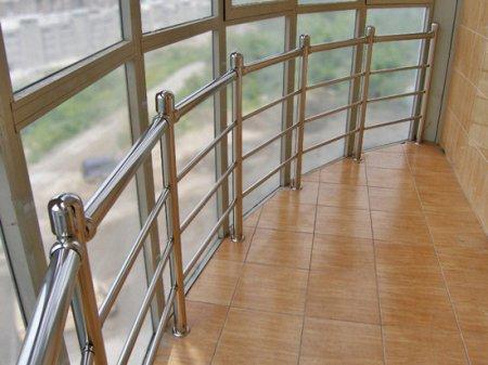 Нержавеющая сталь – идеальный материал для ограждений
