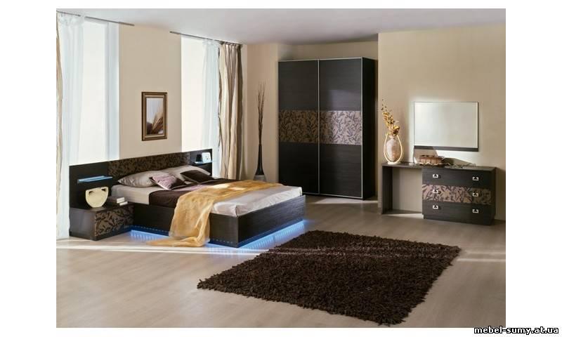 Какую заказать мебель в спальню?
