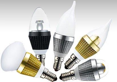 Светодиодные лампы и интерьер