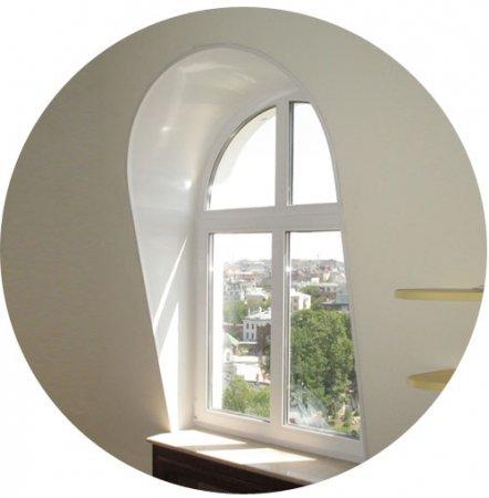 Откосы на двери из гипсокартона, дерева или пластика