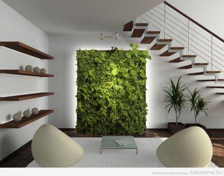 Интерьер в эко-стиле