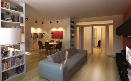 Маленькая гостиная комната. Советы по созданию дизайна комнаты