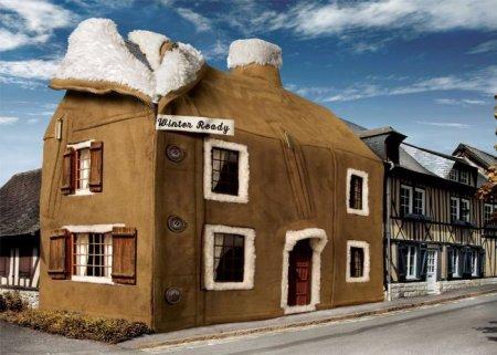 Утепление частного дома по современному