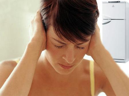Что делать, если шумит холодильник?