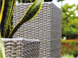 Плетеная мебель: уникальный уют в доме