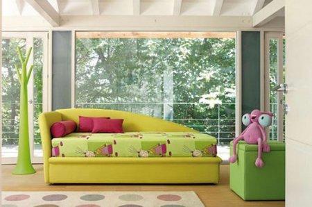 Особенности выбора детских диванов