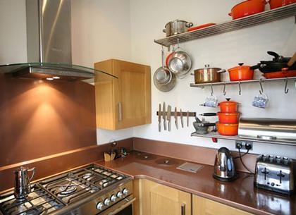 Правильная электропроводка на кухне