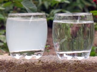 Очистка воды из дачной скважины