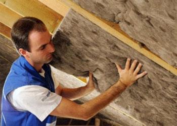 Как выполнить утепление потолка?