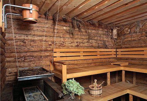 Баня в своем доме своими руками