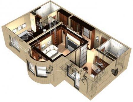 Частный дизайн интерьеров – создаем квартиру мечты