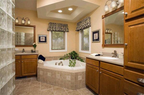 Какие светильники подходят для ванной?
