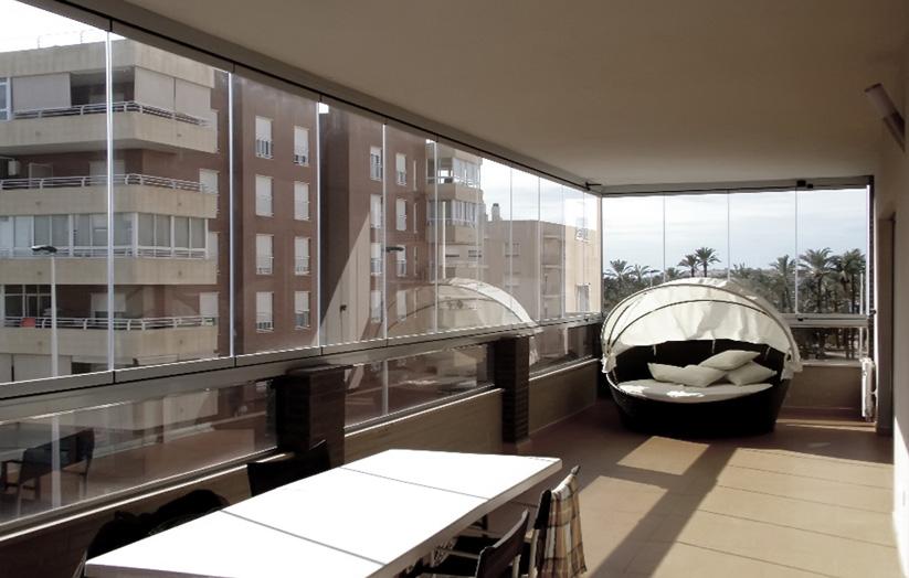 Конструктивные элементы остекления Балконов