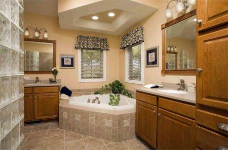 Какие светильники подойдут для ванной комнаты?