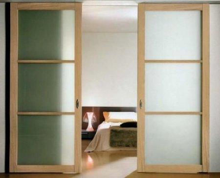 Какие бывают раздвижные двери