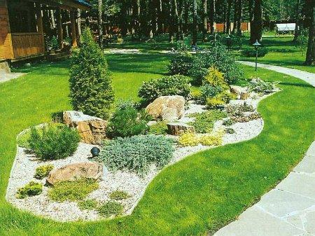 Несколько советов по созданию ландшафтного дизайна на даче