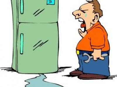 Холодильники: из-за чего они выходят из строя?